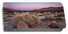 Desert Twilight Portable Battery Charger