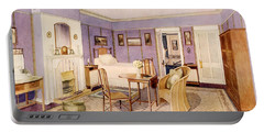 Design For The Interior Of A Bedroom Portable Battery Charger