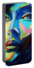 Desires And Illusions Portable Battery Charger by Helena Wierzbicki