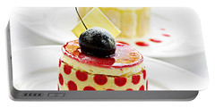 Desserts Portable Battery Charger