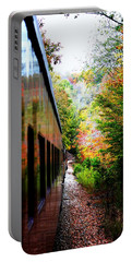 Portable Battery Charger featuring the photograph Destination by Faith Williams