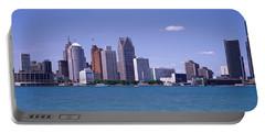 Detroit Mi Usa Portable Battery Charger