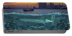 Detroit's Under Water Portable Battery Charger