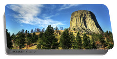 Devils Tower Encounter 2 Portable Battery Charger