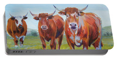 Devon Cattle Portable Battery Charger