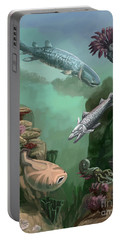 Devonian Period Portable Battery Charger