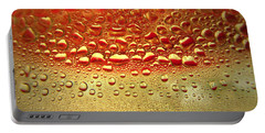Dew Drops The Original 2013 Portable Battery Charger by Joyce Dickens