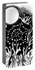 Dewdrop Stars Portable Battery Charger