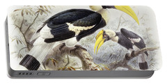 Dichocerus Bicornis Portable Battery Charger