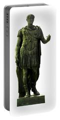 Dictator Julius Caesar Portable Battery Charger