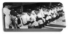 Dimaggio In Yankee Dugout Portable Battery Charger