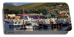 Dingle Harbour County Kerry Ireland Portable Battery Charger