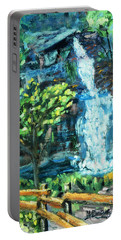 Dingman Falls Eastern Pennsylvania Portable Battery Charger