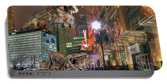 Dinotroit Portable Battery Charger
