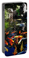 Disney Epcot Japanese Koi Pond Portable Battery Charger