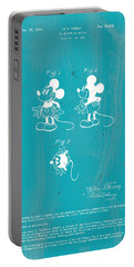Disney Mickey Mouse Portable Battery Charger