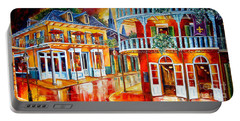 Divine New Orleans Portable Battery Charger