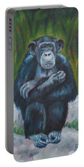 Do No Evil Portable Battery Charger