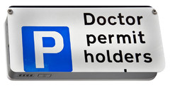 Doctors' Parking Portable Battery Charger