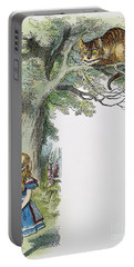 Dodgson: Alice, 1865 Portable Battery Charger
