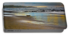 Portable Battery Charger featuring the photograph Dog Day Afternoon by Gary Keesler
