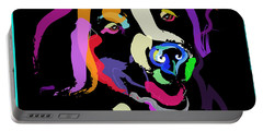 Dog Iggy Color Me Bright Portable Battery Charger