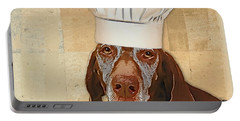 Dog Personalities 56 Chef Portable Battery Charger