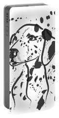 Dog Spot Portable Battery Charger by Go Van Kampen