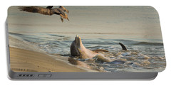 Dolphin Joy Portable Battery Charger