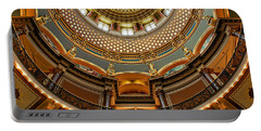 Dome Designs - Iowa Capitol Portable Battery Charger