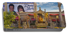 Donny Marie Buddha Portable Battery Charger
