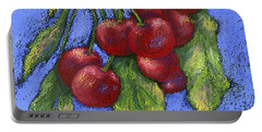 Door County Cherries Portable Battery Charger