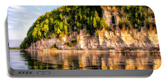 Door County Ellison Bay Bluff Portable Battery Charger