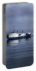 Door County Gills Rock Trawler Portable Battery Charger