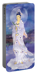 Doro Guanyin Portable Battery Charger by Lanjee Chee