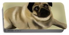 Doug The Pug Portable Battery Charger
