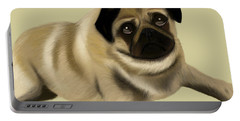 Doug The Pug Portable Battery Charger