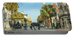 Downtown Charleston Stroll Portable Battery Charger