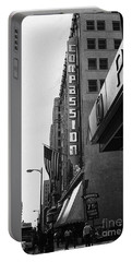 Portable Battery Charger featuring the photograph Downtown La - Mid '70's by Doc Braham