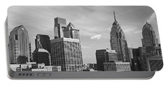 Downtown Philadelphia Portable Battery Charger