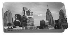 Downtown Philadelphia Portable Battery Charger