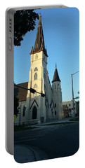 Downtown Worship Portable Battery Charger