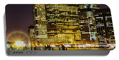 Downtown Lights Portable Battery Charger