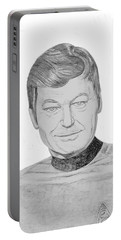 Dr. Leonard Mccoy Portable Battery Charger