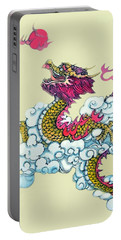 Portable Battery Charger featuring the photograph Dragon by Yufeng Wang