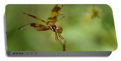 Portable Battery Charger featuring the photograph Dragonfly 2 by Olga Hamilton