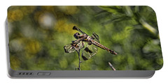 Dragonfly Portable Battery Charger by Daniel Sheldon