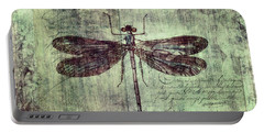 Dragonfly Portable Battery Charger by Priska Wettstein