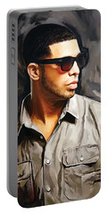 Drake Artwork 2 Portable Battery Charger