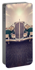 Dream Car Portable Battery Charger by Edward Fielding